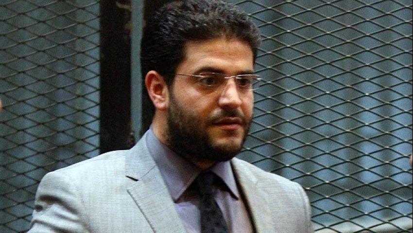"""حكم عاجل من جنايات القاهرة ضد """"نجل محمد مرسي"""" منذ قليل وسط صدمة من عائلته !!"""
