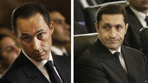 """عاجل.. القبض على """"علاء وجمال مبارك"""" منذ قليل.. والمصادر الرسمية تكشف التفاصيل"""