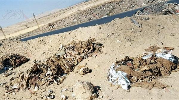 """عاجل.. الداخلية تكشف تفاصيل مثيرة وراء العثور على """"أشلاء متفحمة"""" في الإسكندرية"""