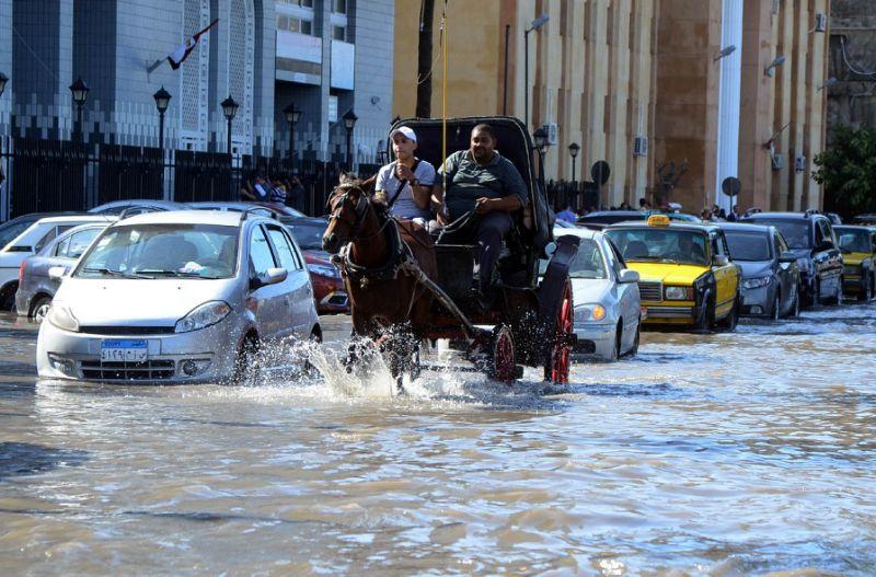 عاجل.. الأرصاد: سقوط أمطار على تلك المحافظات خلال الـ 24 ساعة المقبلة