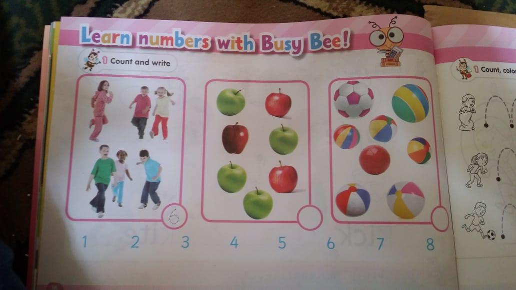 حصريا   الكتاب المدرسي للغة الإنجليزية المستوى الثاني (KG2) 2