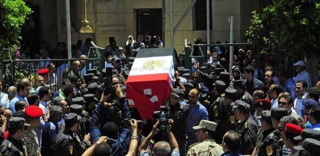 """عاجل.. جنازة عسكرية لـ """"شهيد الوطن"""" بعد قليل.. والقوات المسلحة: """"فقدنا رجل وطني ومحارب"""""""