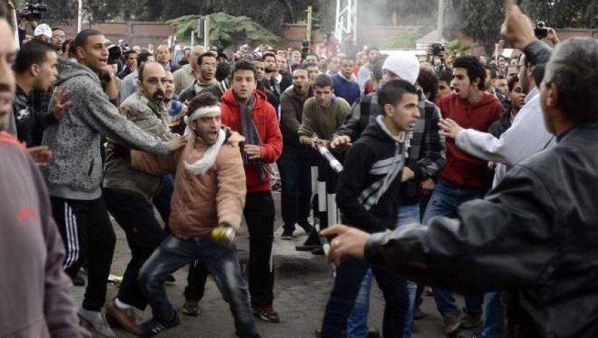 """""""كارثة في القليوبية"""".. إشتباكات بين الشرطة والأهالي منذ قليل.. وأنباء عن سقوط ضحايا !!"""
