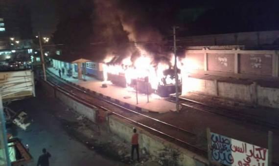 عاجل.. كارثة جديدة تضرب الإسكندرية منذ قليل.. وحالة خوف وهرع بين المواطنين