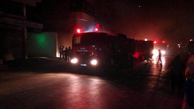 """عاجل.. الداخلية تكشف الحصيلة النهائية لضحايا ومصابي إنفجار """"مدينة نصر"""" منذ قليل"""