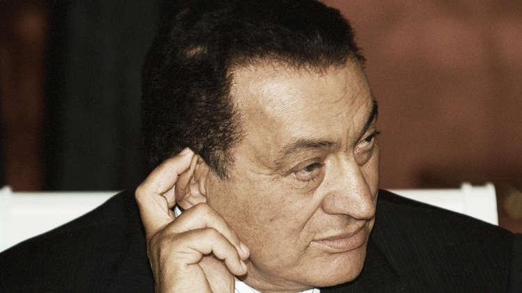جنايات القاهرة ولأول مرة تستدعي حسني مبارك لسماع أقواله في قضية محاكمة مرسي