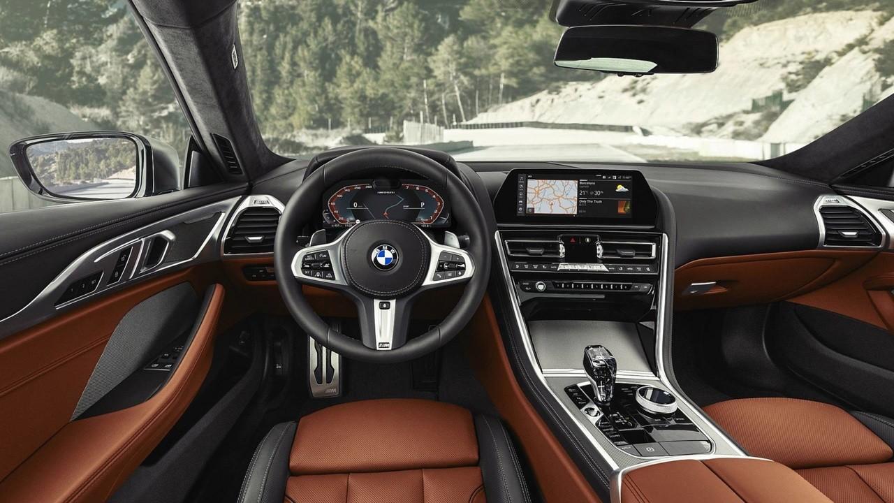 سيارة بي إم دبليو فئة الـ8 الجديدة