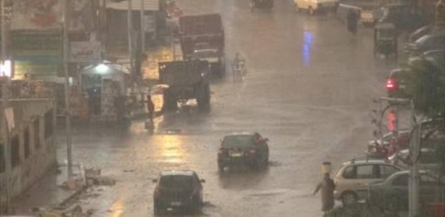عاجل.. الأرصاد تحذر المواطنين من سقوط أمطار رعدية في هذه المحافظات خلال ساعات