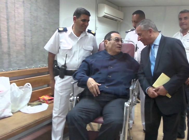 """بالتفاصيل.. أحمد موسى ينقل تصريحات هامة تنشر لأول مرة على لسان """"حسني مبارك"""" !"""
