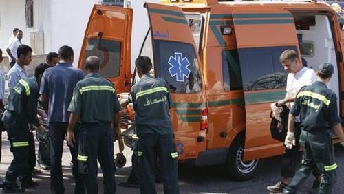 """الشرطة تكشف تفاصيل إصابة 5 أشخاص من أسرة واحدة في """"بني سويف"""".. وتحذير هام للمواطنين"""