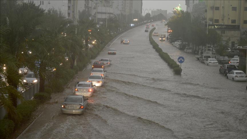 عاجل.. الأرصاد تٌطالب برفع حالة الطوارئ.. وتؤكد: أمطار قوية وغزيرة تضرب هذه المحافظات بعد ساعات