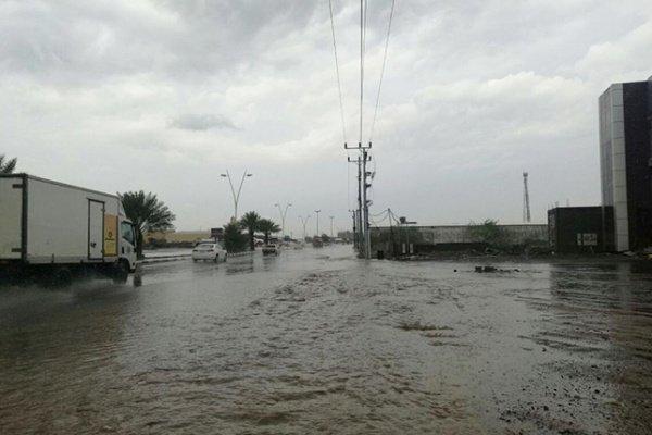 """""""خلوا بالكم ومحدش يخفف"""".. الأرصاد: أمطار وعواصف ترابية تضرب هذه المحافظات صباح الأربعاء"""