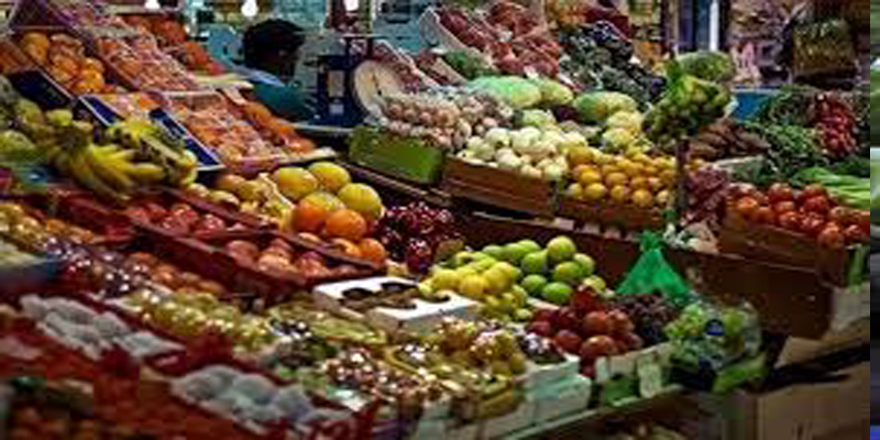 إنخفاض ملحوظ في أسعار البطاطس والطماطم اليوم في سوق العبور