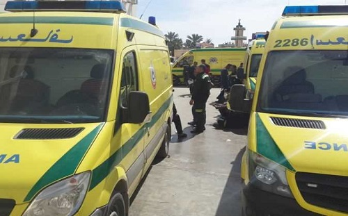 عاجل| وفاة 14 شخصاً وإصابة 8 آخرون في فاجعة طريق الأوتوستراد منذ قليل.. وأول رد فعل من محافظ القاهرة