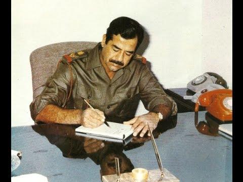 بالصور: عرض وثائق مكتوبة بخط صدام حسين للبيع على موقع إلكتروني للمزايدات