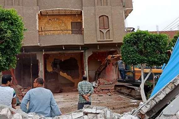 «هدم المبنى فوراً»..  6 حالات لا تصالح فيها مع الدولة بالقانون الجديد