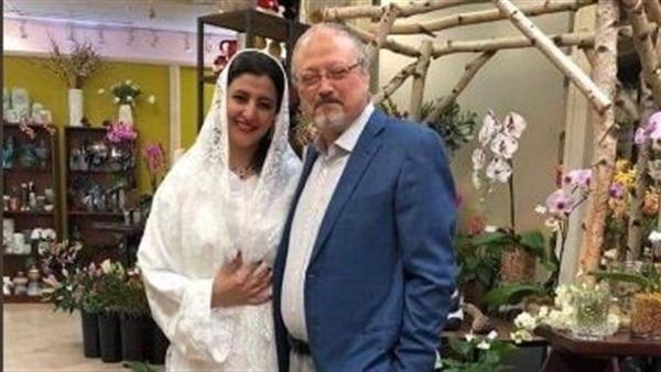 """عاجل.. """"زوجة خاشقجي"""" السرية تفجر مفاجآت مدوية: """"أنا مصرية وتزوجته قبل أشهر من مقتله"""" !!"""
