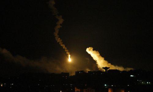 عاجل بالفيديو  الدفاعات الجوية في سوريا تسقط طائرة حربية إسرائيلية.. وأول تعليق من الجيش الصهيوني