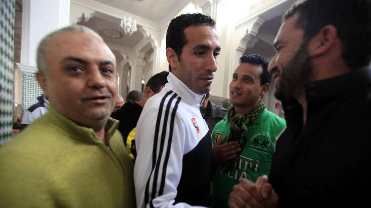 بعد إدراجه على قوائم الإرهاب.. حكم قضائي جديد ضد أبو تريكة