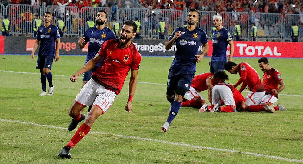 قرار هام وعاجل من الاتحاد التونسي بسبب مباراة الترجي والأهلي أمس