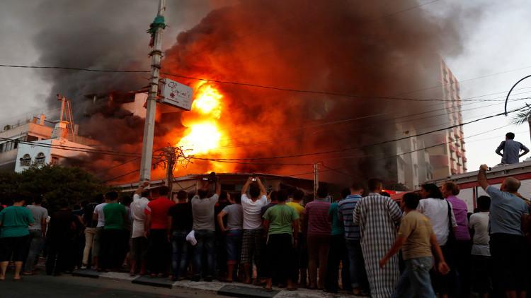 عاجل| إنفجار مدوي يهز محافظة الغربية منذ قليل.. وبيان الداخلية يكشف حجم الخسائر