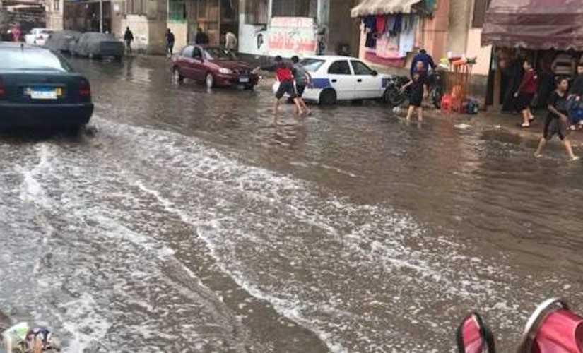عاجل.. أمطار غزيرة وطقس سيئ يضرب عدة محافظات.. بيان رسمي يكشف حجم الخسائر المادية والبشرية