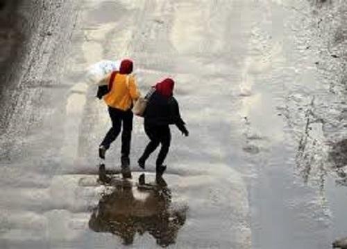 تزامنًا مع موجة الثلوج الأسوأ بالشام.. «الأرصاد» تُحذر من ظاهرة خطيرة تتعرض لها البلاد صباح السبت.. ودرجتان حرارة