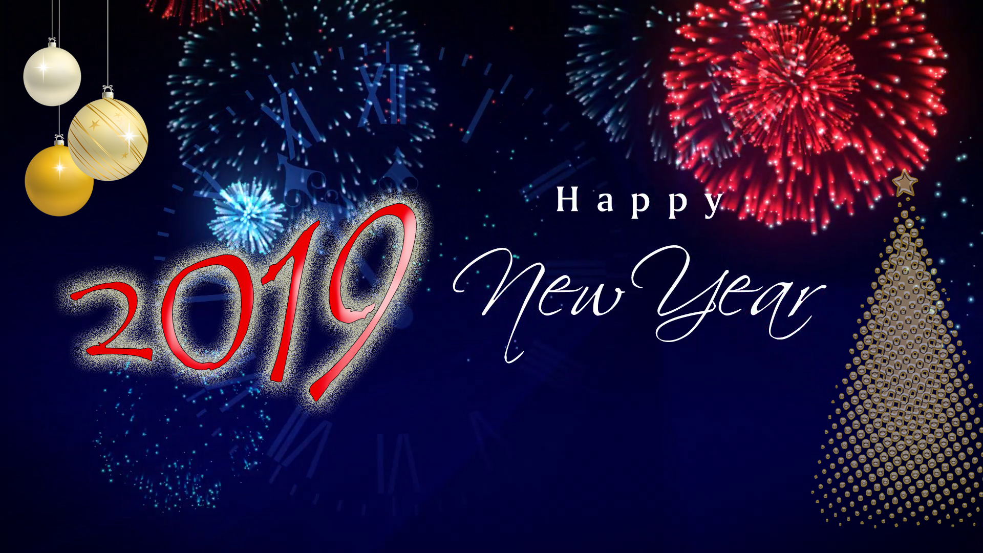 أجمل رسائل رأس السنة الميلادية 2019 2