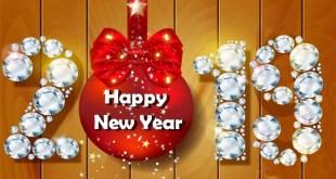 رسائل رأس السنه الميلادية الجديدة 2019