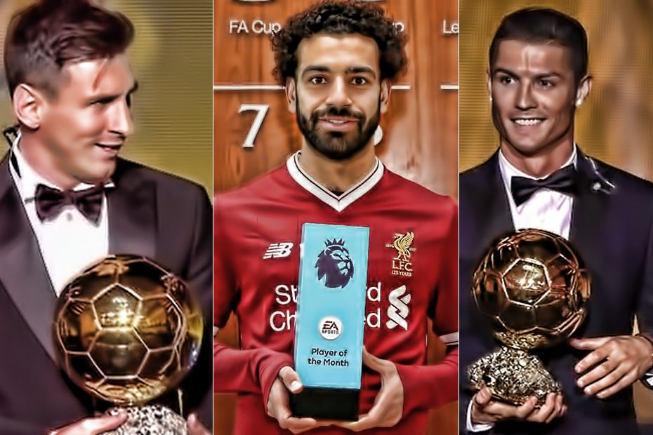 """عاجل.. تسريب إسم الفائز بجائزة """"الكرة الذهبية 2018"""".. وصدمة مدوية لـ محمد صلاح !!"""