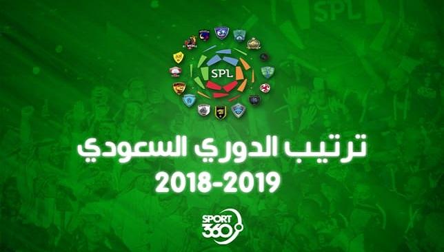 جدول ترتيب هدافي الدوري السعودي