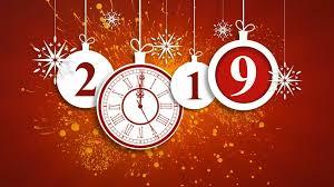 صور وخلفيات العام الجديد 2019 – Happy New Year 2019 _ صور بابا نويل للتلوين