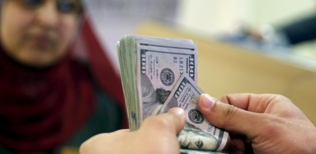 تراجع سعر الدولار منذ قليل أمام الجنيه في نهاية تعاملات اليوم
