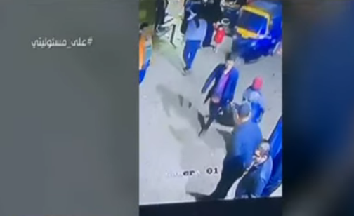 شاهد.. «أحمد موسى» يعرض مقطع فيديو يُظهر لحظة الحقيبة السوداء