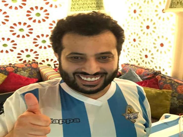 شاهد  المداخلة الكاملة لـ«تركي آل شيخ» بشأن عبد الله السعيد وما يتمناه للأهلي وحقيقه بيع بيراميدز