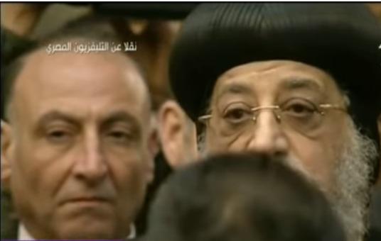 شاهد لأول مرة.. كلمة البابا «تواضرس» من داخل مسجد «الفتاح العليم» بالعاصمة الإدارية الجديدة منذ قليل