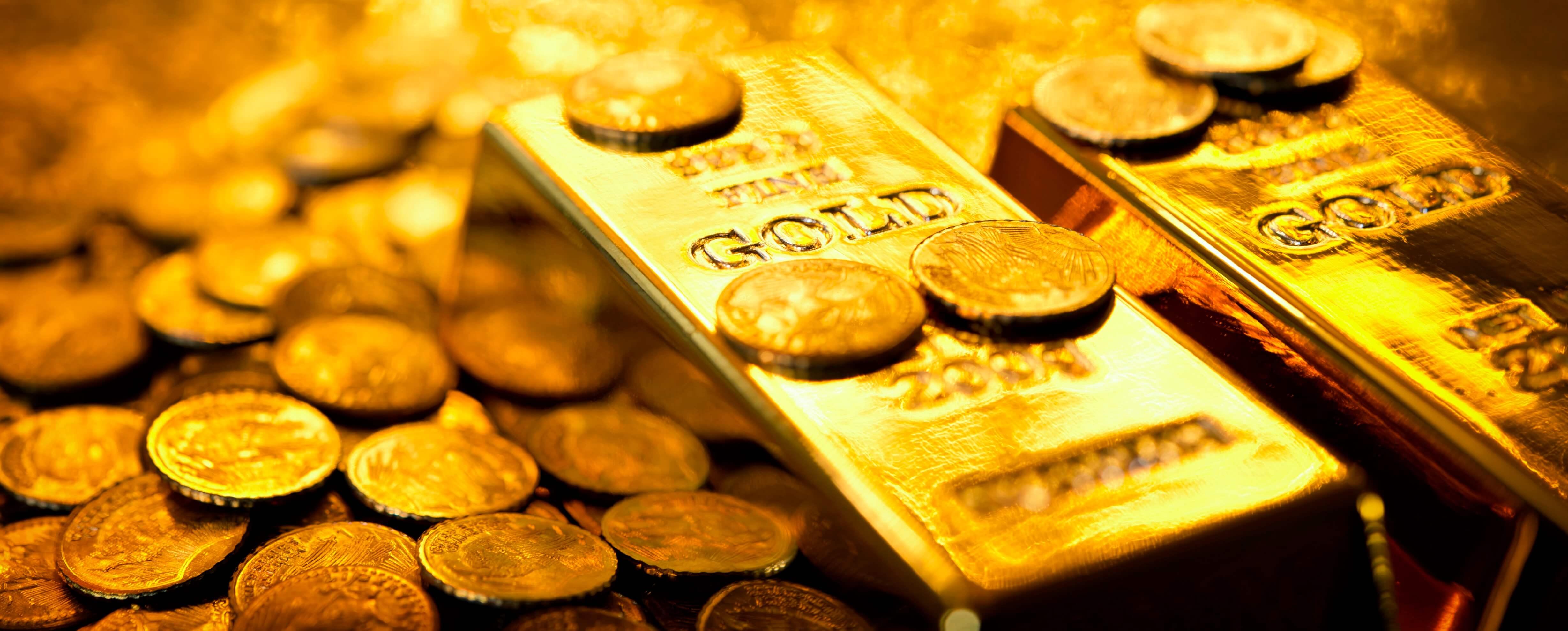 جنيه الذهب و أوقية الذهب