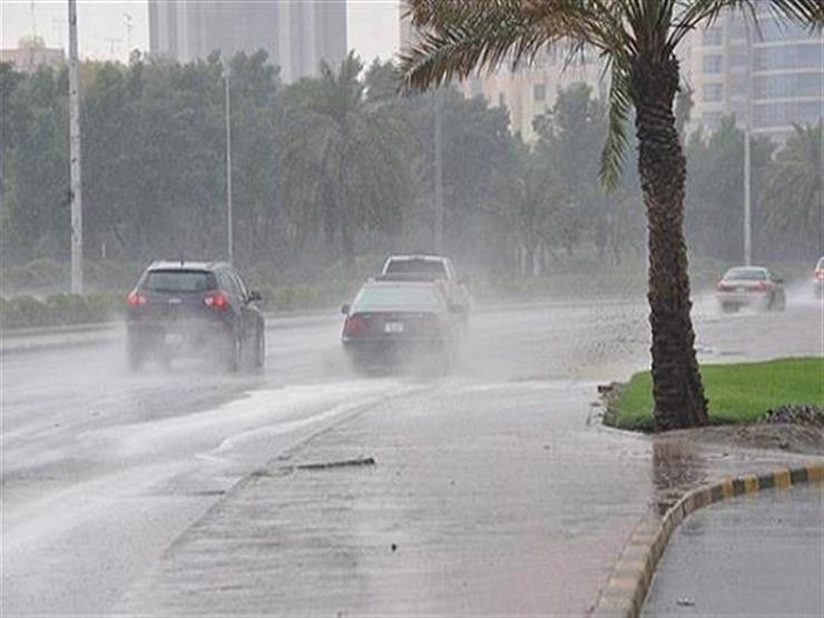 """""""رياح وأمطار"""" الأرصاد تحذر من طقس الـ48 ساعة القادمة وانخفاض في درجات الحرارة بدايةً من اليوم الجمعة"""