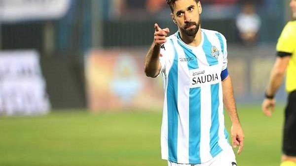 شاهد.. مجدي عبد الغني يكشف مفاجأة جديدة عن قيد «عبد الله السعيد» في بيراميدز