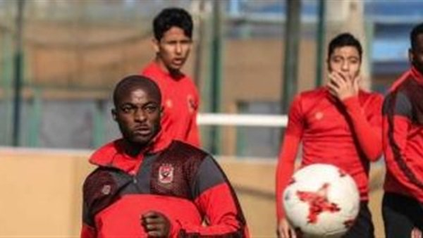 بالصور  لاعب الأهلي الجديد يكشف عن سبب عدم مشاركته مع الفريق في مباراة بيراميدز