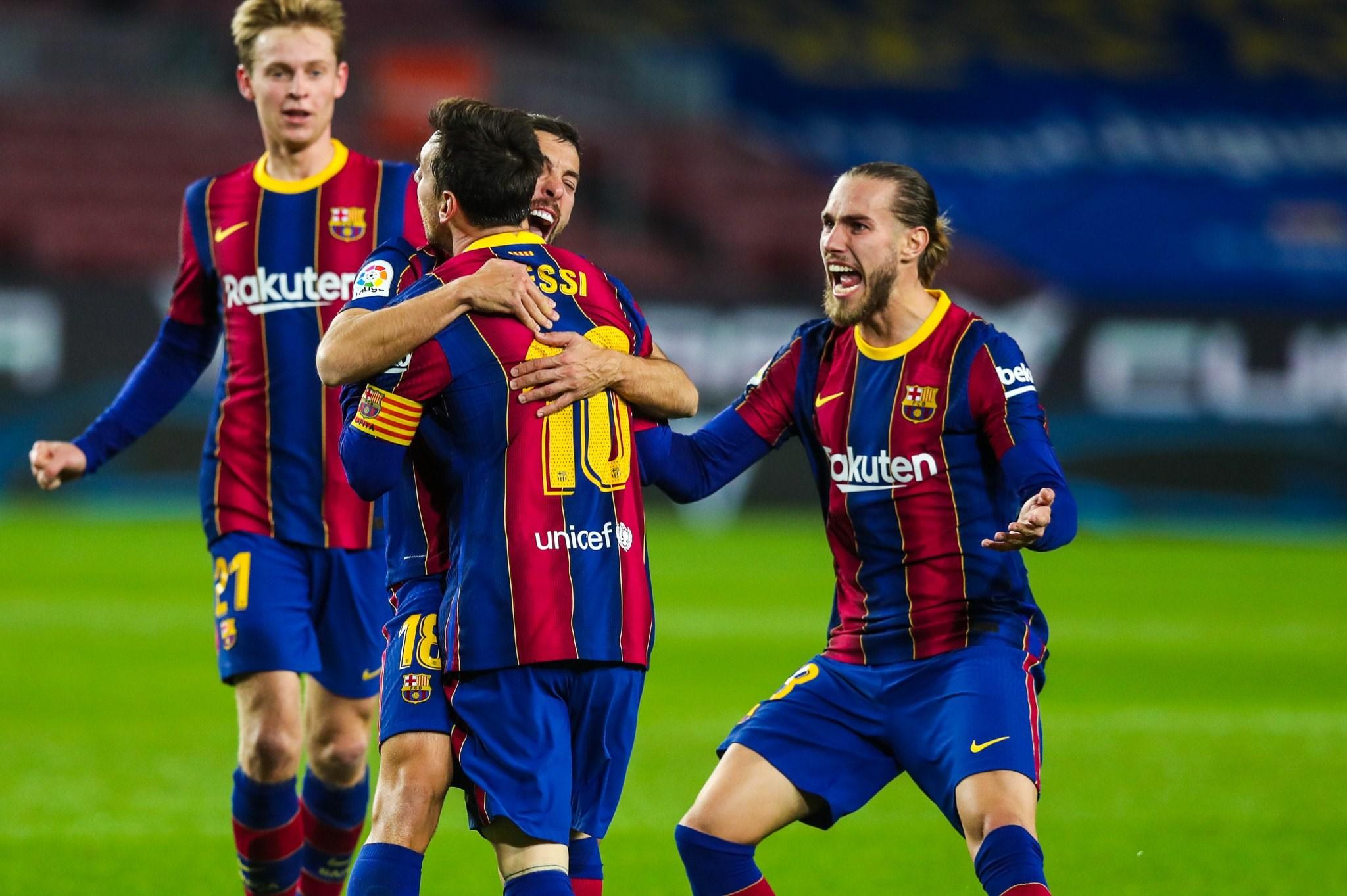موعد مباراة برشلونة وبلد الوليد بالدوري الإسباني 2021 والقنوات الناقلة المجانية