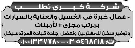 وظائف الوسيط اليوم الاثنين 7/1/2019 لجميع المؤهلات 11