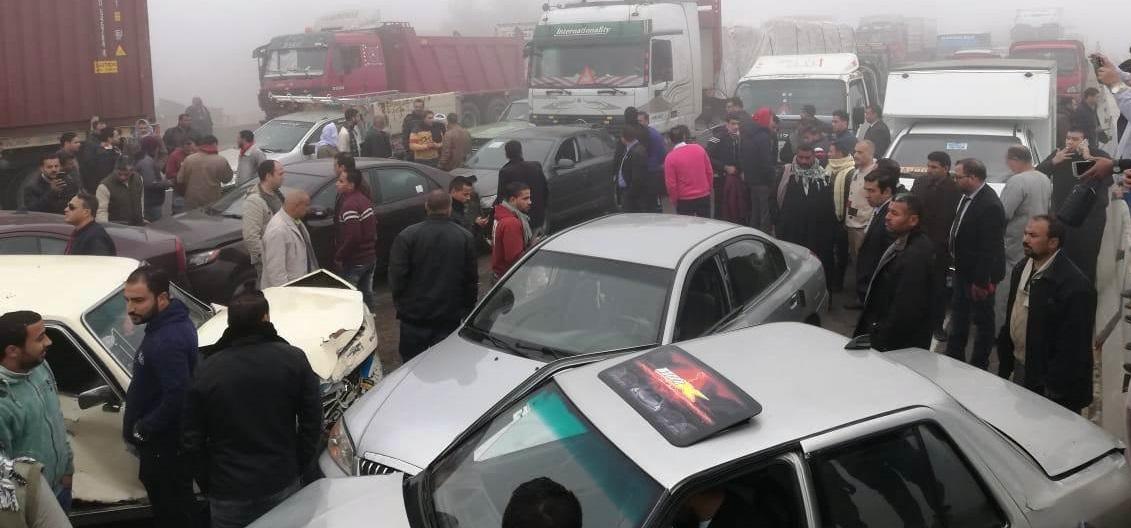 مصرع وإصابة 13 مواطن في أحداث مؤسفة بالإسكندرية منذ قليل.. والصحة تكشف التفاصيل