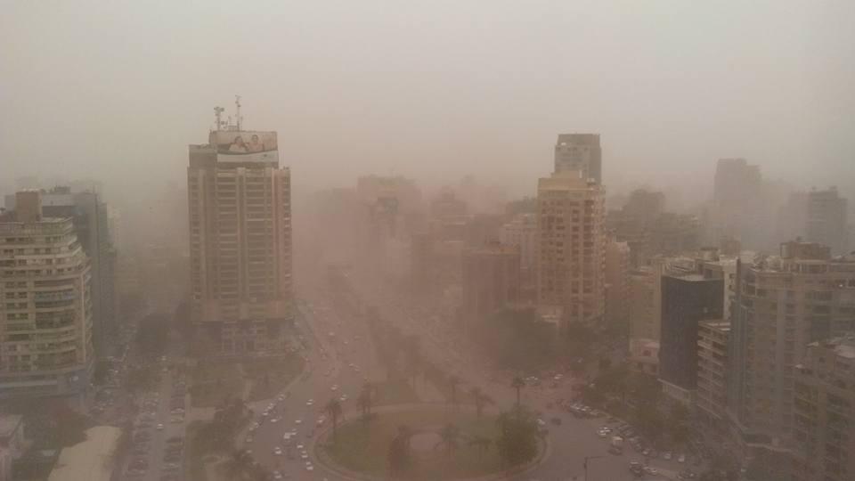 """الأرصاد: أمطار وعواصف ترابية تضرب هذه المحافظات صباح الأثنين.. وتحذر من """"ظاهرة خطيرة"""" !!"""