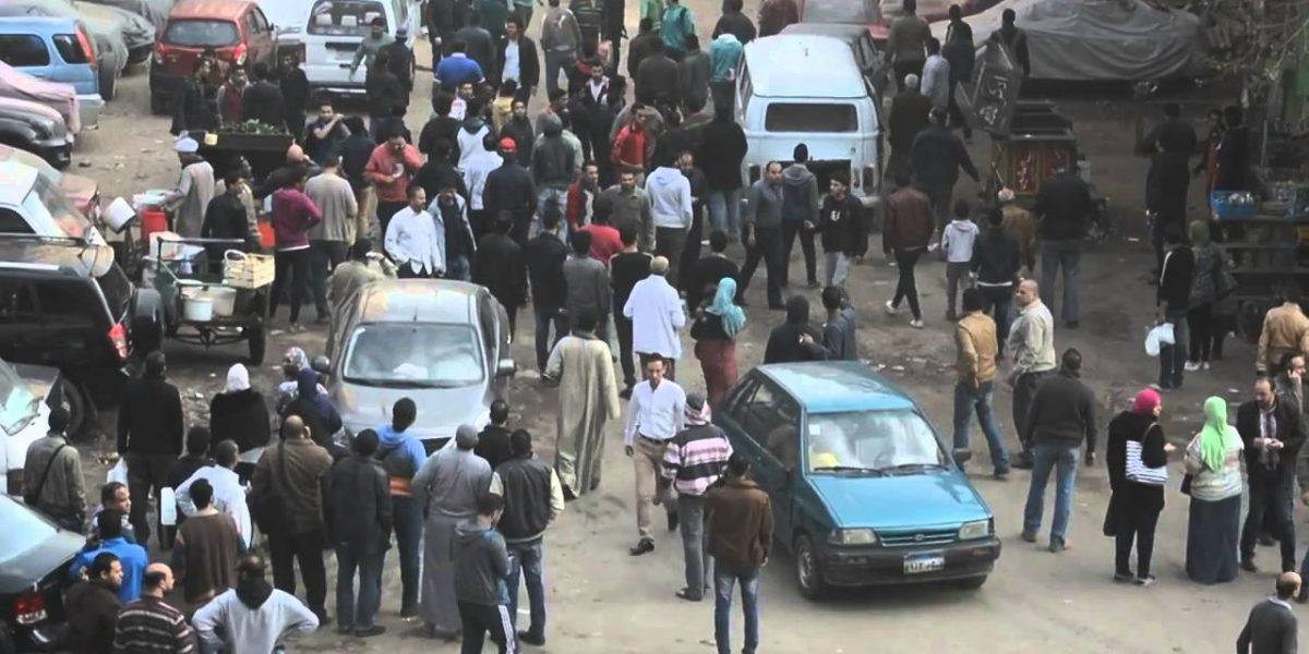"""""""دقائق الرعب"""" في الإسكندرية.. الذعر والخوف سيطر على المواطنين بسبب """"جسم غريب"""".. وبيان عاجل للداخلية"""