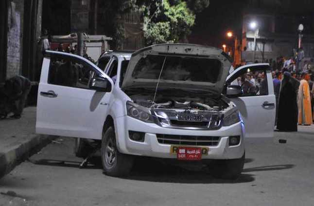 """الأمن يكشف تفاصيل """"تبادل إطلاق النار"""" الذي أثار رعب المواطنين في شارع الهرم !!"""
