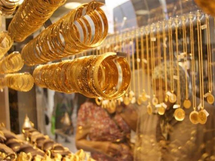 """تراجع وهبوط جديد في """"أسعار الذهب"""" صباح الأثنين.. وجرام 21 يفاجئ المواطنين بأسعاره الجديدة"""