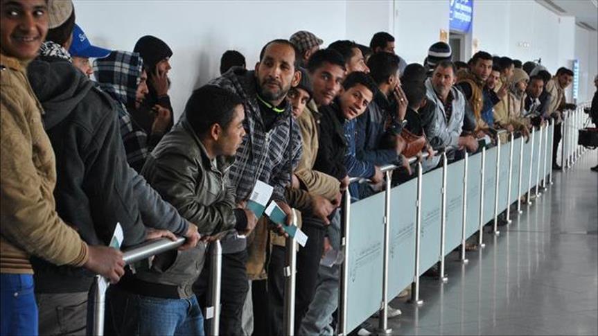ترحيل عدد من المواطنين المصريين من السعودية والكويت.. وبيان رسمي يكشف السبب!!