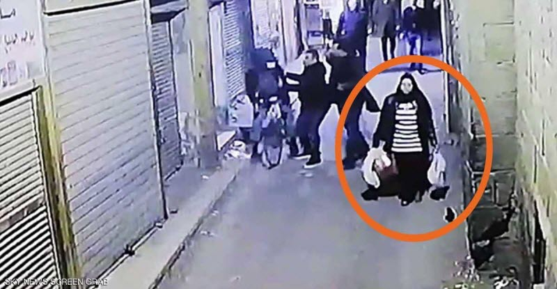 شاهد| أول رد فعل لوالد إرهابي الدرب الأحمر بعد علمه بتفجر نجله
