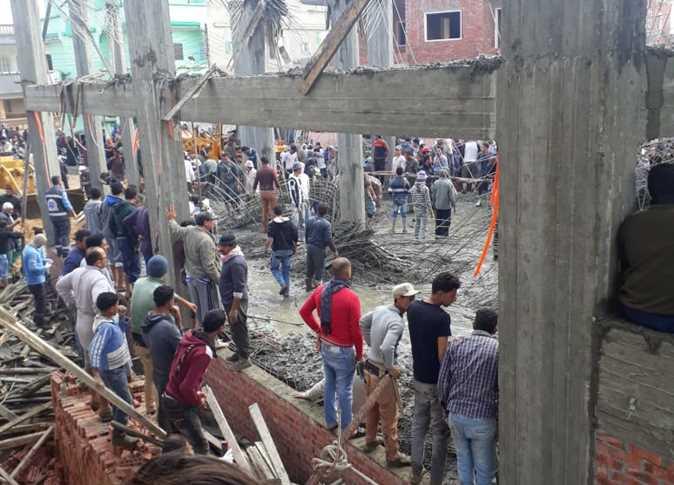 """إرتفاع ضحايا """"إنهيار سقف مسجد"""" على المصليين بالدقهلية.. وبيان أمني يكشف التفاصيل المؤلمة"""